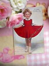 Vintage 50s Knitting Pattern Girls Pinafore Dress & Jumper. 4-5 Years. FREE P&P!