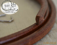 1.1m Oak Tan 8mm Belt for light industrial machines