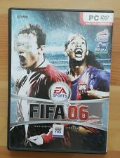 FIFA 06 For PC Israeli release hebrew cover EA SPORTS FREE SHIPPING
