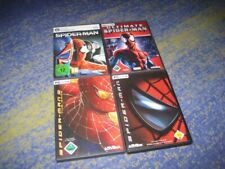 Spiderman PC Sammlung Dimensons Ultimate the Game Spiderman usw.