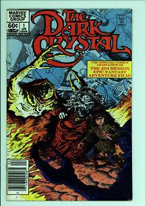 Dark Crystal 1 & 2 - Complete Set - Classic Movie - High Grade 8.0 VF
