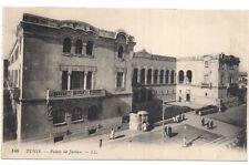 tunis , palais de justice