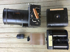 Vintage Wwii Fairchild Military Aerial Reconnaissance large 2 foot Camera