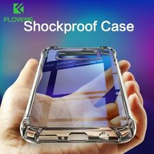 Case Cover for Samsung Galaxy S7 Mobile Phone Transparent Shockproof Soft Clear
