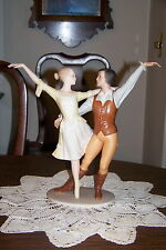 Goebel Crafts Figurine - Laszlo Ispanky - Romance - Ballet Dancers and Lovers