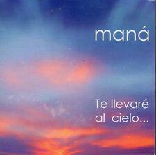 MANA TE LLEVARE AL CIELO... CD Single PROMO