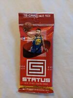 2018/19 Panini Status NBA Basketball card Jumbo Pack - Luka Trae rookie? *Sealed