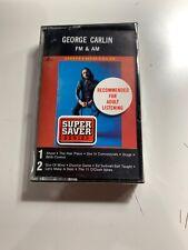 George Carlin Fm Am Casette