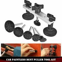 Car Paintless Dent Puller Tool Kit Lifter Body Glue Gun Repair Hail Removal