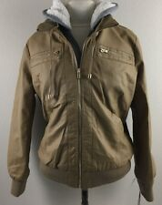Marezzi Apparel Couture Jacket Sherp Lining! NEW