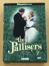 Acorn Media BBC The Pallisers Set 3 4-Disc DVD Set USED