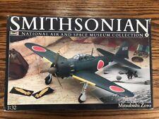 Revell Smithsonian Air & Space Museum Mitsubishi  00006000 Zero 1:32 plastic model kit