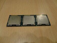 LOT of 3 Intel Core i7-2600 i7-2600K SR00B SR00C 3.4GHz Quad Core CPU Processors