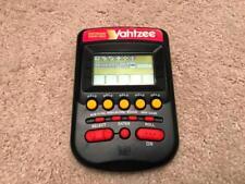 MB Yahtzee Hand Held Electronic Game