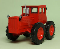 TK-4 Soviet Wheeled Tractor 1960 Prototype 1/43 Scale Collectible Model HACHETTE