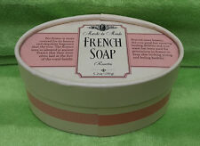Marche du Monde French Soap Rosetta 5.2 oz - Made in France - NEW NIP