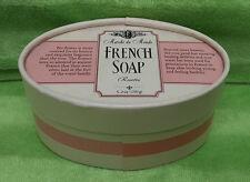 Marche du Monde French Soap Rosetta 5.2 oz - Made in France - NEW NIP