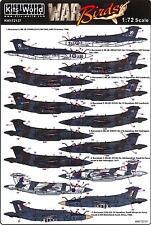 Kits World Decals 1/72 BLACKBURN BUCCANEER Royal Air Force & South African AF
