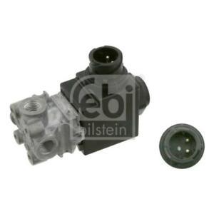 Druckwandler Magnetventil elektrisch-pneumatisch FEBI BILSTEIN 24020 für Opel