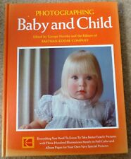 Vintage Photographing Baby and Child by George Hornby (1977, Hardcover) Kodak