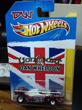 HOT WHEELS 2012 DAN WHELDON- INDY CAR- DW1- REAL RIDERS-SUPER