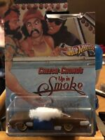 Custom Hot Wheels 65 Impala Cheech And Chong Movie Car Up In Smoke Custom Card