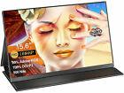 "Portable Monitor - Used 15.6"" 100% DCI-P3, 99% Adobe RGB, 500 Nits Brightnes IPS"