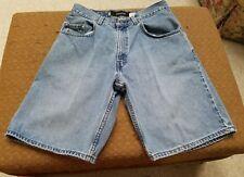 Vintage Levi's Silver Tab Loose Denim Jean Shorts Men's 32