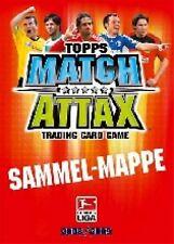 Match Attax 08/09 - 15 Fussball Karten Auswahl Sammelkarten Starspieler Matchwin