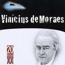 Millennium by Vinícius de Moraes (CD, Sep-2002, Universal)