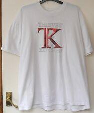 Thieves' Kitchen world tour (ish) cotton t-shirt – prog – size XL
