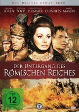 DER UNTERGANG DES RÖMISCHEN REICHES - Sophia Loren (DVD) *NEU OVP*