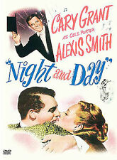Night and Day (DVD, 2004) Cary Grant, Alexis Smith NEW!