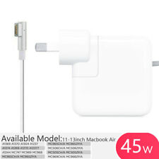 45W Model L Mag Safe1 AC Charger Power Adapter For Macbook Air A1369 A1370