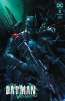 BATMAN WHO LAUGHS #2  MATTINA VARIANT COVER / MAR 2019 / DC COMICS / N/M