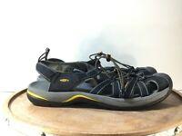 Keen Kanyon Waterproof Sandal Sz 14 1126-BKGA Black Outdoor Rugged Sandal