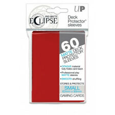 Ultra Pro Eclipse Small Pro Matte 60 Sleeves Deck Protectors YuGiOh Sleeves