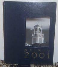 2001 YEARBOOK-UNIVERSITY LIGGETT SCHOOL-Grosse Pointe Woods, Michigan