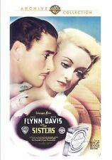 The Sisters 1938 (DVD) Errol Flynn, Bette Davis, Anita Louise, Ian Hunter - New!