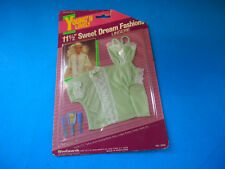 "Vintage 1986 Young'n Lovely LINGERIE 11 1/2"" Doll Fashions  SEALED WOOLWORHT"