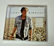 CODY SIMPSON - COAST TO COAST EP  NEW CD Includes On My Mind & All Day