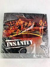 New Insanity 60 Day Total Body Workout Program 10 Disc DVD Shaun T Beachbody