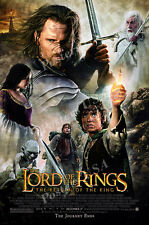 Posters Usa - Lord of the Rings Return of the King Movie Poster Glossy - Mov158