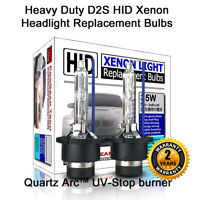 Heavy Duty D2S D2R OEM HID Xenon Headlight Replacement Bulbs (pack of 2)