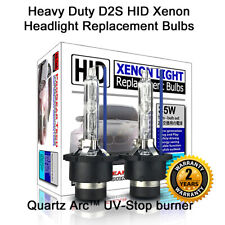 Heavy Duty D2S D2R OEM for Toyota BMW Honda Mazda Nissan HID Headlight Bulb X 2