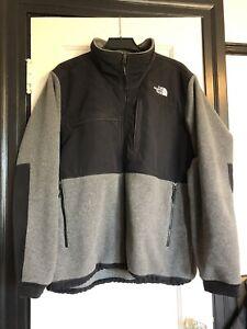 The North Face Denali 2 Jacket Grey Size XL