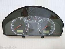 Velocímetro VW Sharan Ford Galaxy 7m7 920 800c, ym 21 10849 policía federal, 7m7920800c
