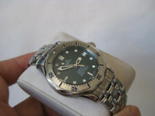 OMEGA 300M SEAMASTER 1996 JACQUES MAYOL LIMITED EDITION DIVERS AUTOMATIC WATCH