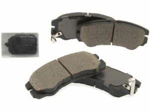 Front Advics Brake Pad Set fits Isuzu VehiCROSS 1999-2001 63FFNG