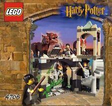 LEGO Harry Potter Philosphers Stone Forbidden Corridor (4706)  2001 Complete Set